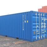 Как перевезти вещи в контейнере