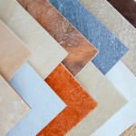 Выбор плитки для различных помещений