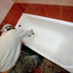 Процедура восстановления ванн